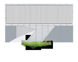 Призматрон (12 м x 3 м)